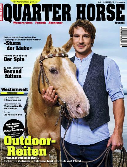 Quarter Horse Journal May 22, 2018 00:00