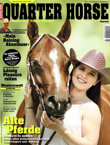 Quarter Horse Journal June 25, 2018 00:00