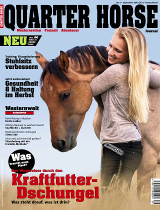Quarter Horse Journal 09/2018