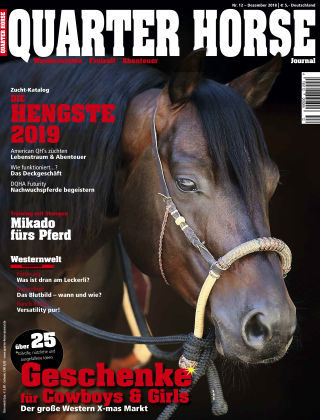 Quarter Horse Journal 12/2018