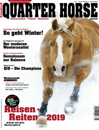 Quarter Horse Journal 01/2019