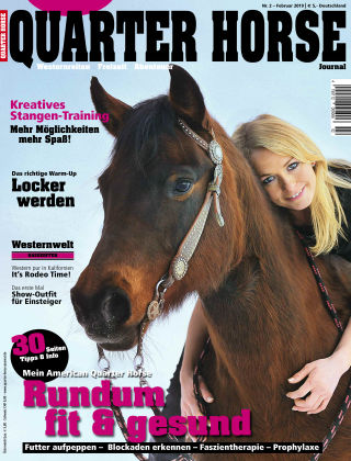 Quarter Horse Journal 02/2019