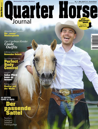 Quarter Horse Journal 03/2019