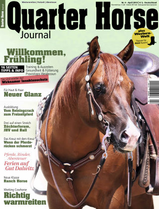 Quarter Horse Journal 04-2019