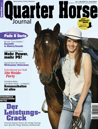 Quarter Horse Journal 05/2019