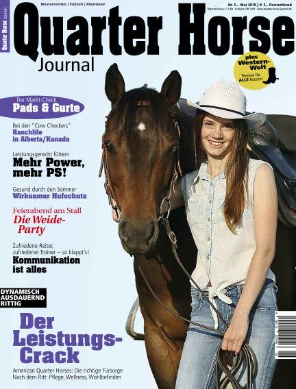 Quarter Horse Journal April 25, 2019 00:00