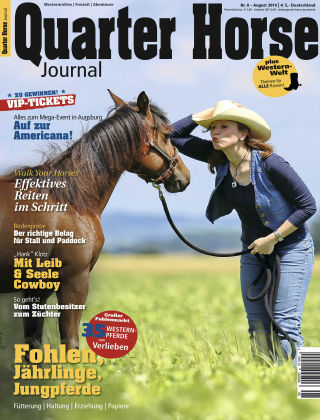 Quarter Horse Journal 08/2019