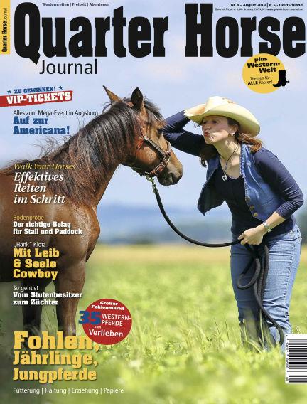 Quarter Horse Journal July 25, 2019 00:00