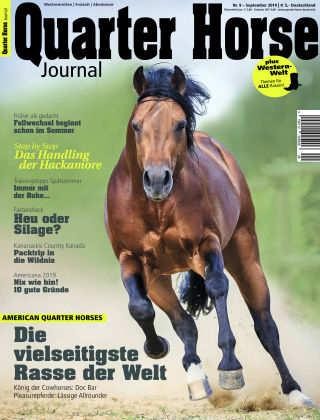 Quarter Horse Journal 09/2019