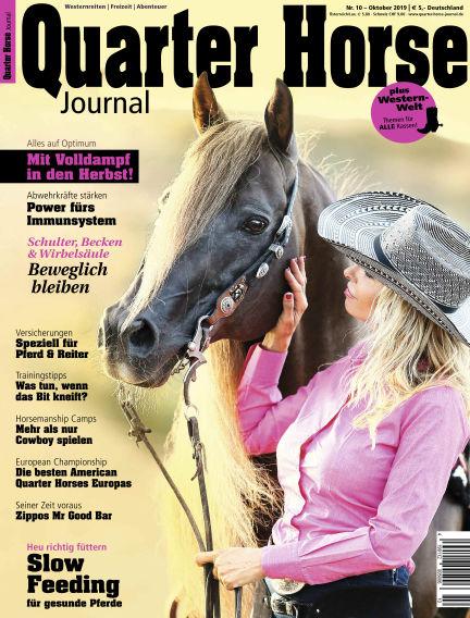 Quarter Horse Journal September 25, 2019 00:00