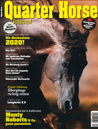 Quarter Horse Journal 12/2019