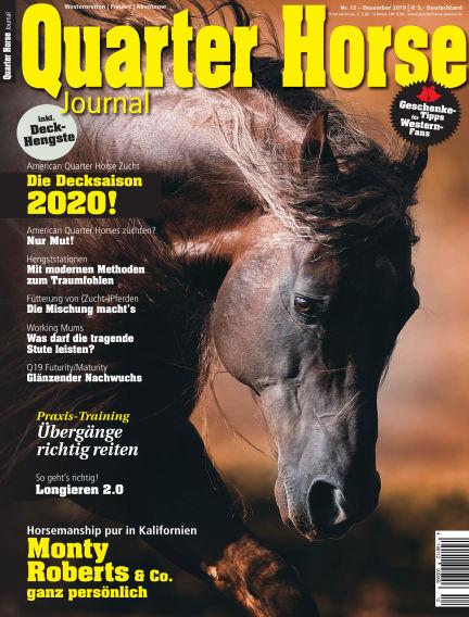 Quarter Horse Journal November 25, 2019 00:00