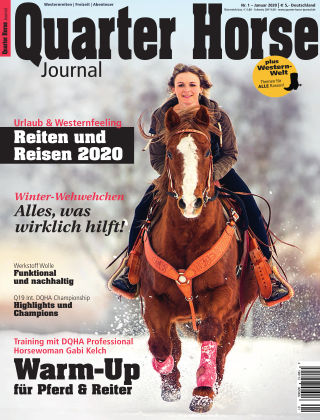 Quarter Horse Journal 01/2020