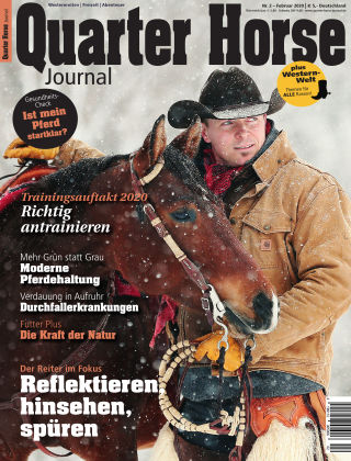 Quarter Horse Journal 02/2020