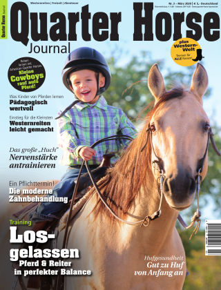 Quarter Horse Journal 03/2020