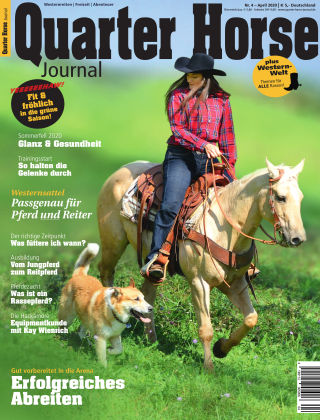 Quarter Horse Journal 04/2020
