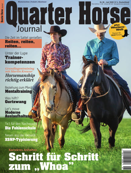 Quarter Horse Journal May 25, 2020 00:00