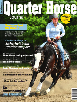 Quarter Horse Journal 07/2020