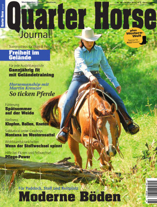 Quarter Horse Journal 08/2020