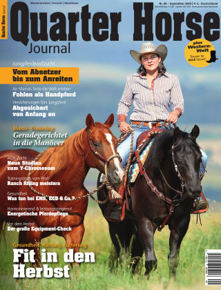Quarter Horse Journal 09/2020