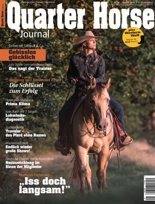 Quarter Horse Journal 10/2020