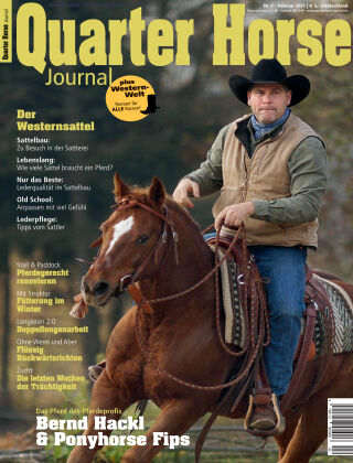 Quarter Horse Journal 02/2021