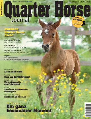 Quarter Horse Journal 03/2021