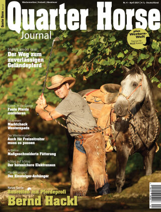 Quarter Horse Journal 04/2021