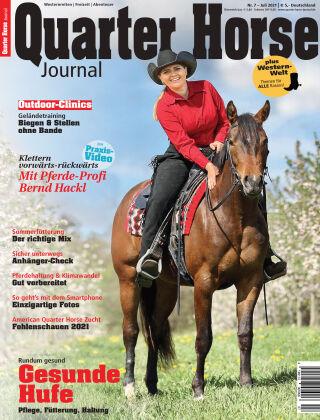 Quarter Horse Journal 08/2021