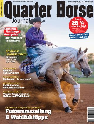 Quarter Horse Journal 09/2021