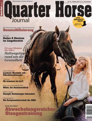 Quarter Horse Journal 10/21