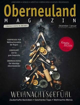 Oberneuland Magazin 12/2017+01/2018