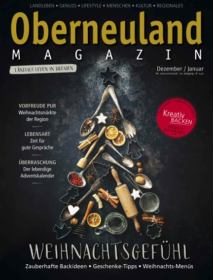 Oberneuland Magazin January 20, 2018 00:00