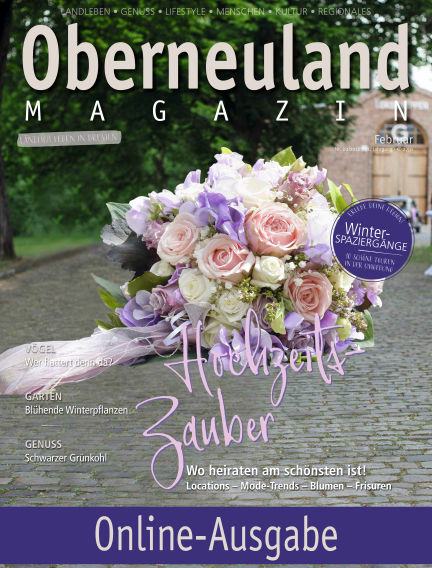 Oberneuland Magazin January 26, 2018 00:00