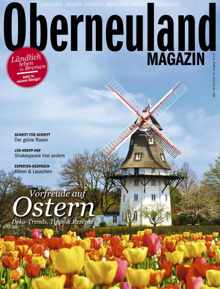 Oberneuland Magazin February 23, 2018 00:00