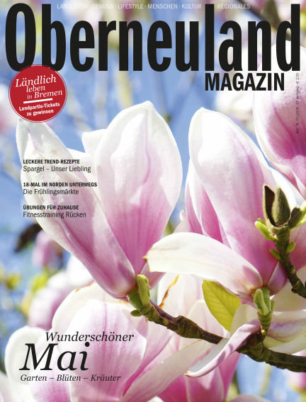 Oberneuland Magazin April 27, 2018 00:00
