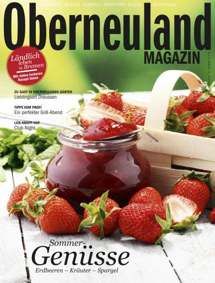Oberneuland Magazin May 31, 2018 00:00