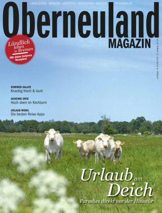 Oberneuland Magazin 07/08 2018