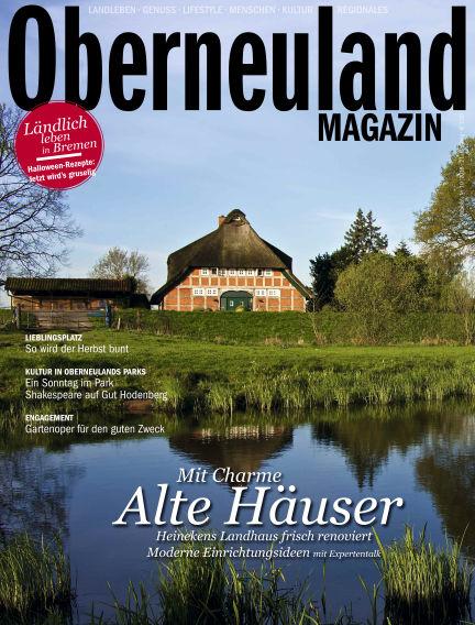 Oberneuland Magazin September 28, 2018 00:00