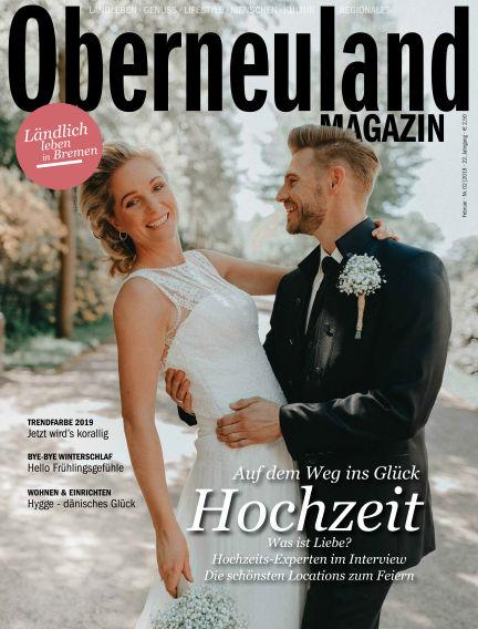 Oberneuland Magazin January 25, 2019 00:00