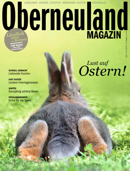 Oberneuland Magazin March 29, 2019 00:00
