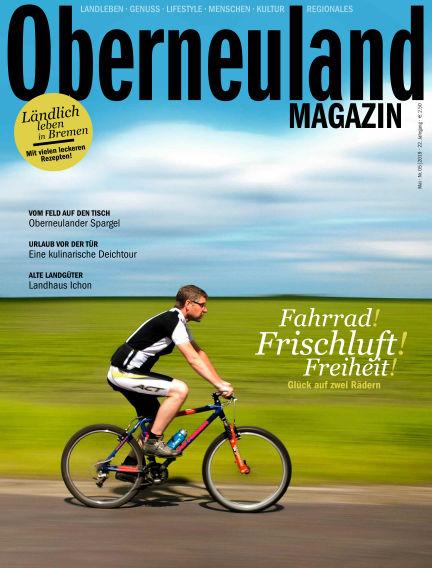 Oberneuland Magazin April 26, 2019 00:00