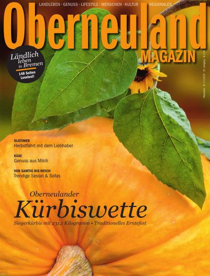 Oberneuland Magazin October 30, 2019 00:00