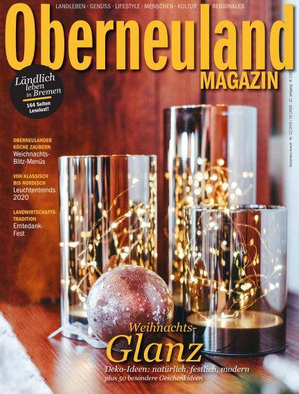 Oberneuland Magazin November 29, 2019 00:00