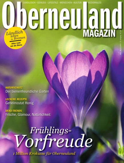 Oberneuland Magazin February 28, 2020 00:00