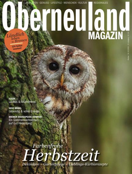 Oberneuland Magazin September 25, 2020 00:00