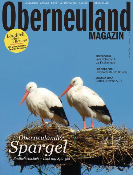 Oberneuland Magazin April 30, 2021 00:00