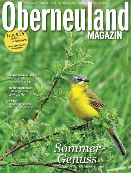 Oberneuland Magazin July 01, 2021 00:00