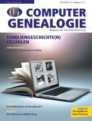 Computergenealogie / Familienforschung 04/2020