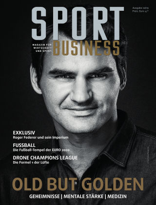 SPORT BUSINESS MAGAZIN Ausgabe 02-2019